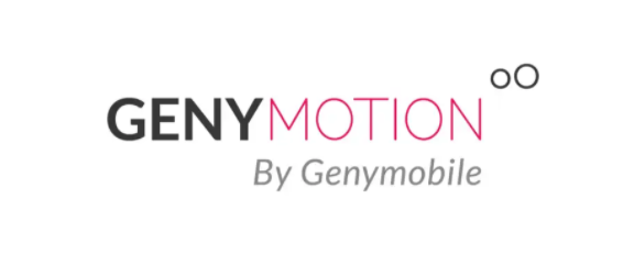 GenyEmotion, Android emulador para probar aplicación Android