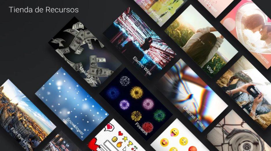 Kinemaster, Applicacion para crear y editar videos