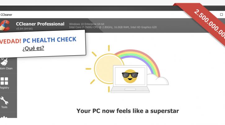 Ccleaner, programa para limpiar y acelerar tu PC