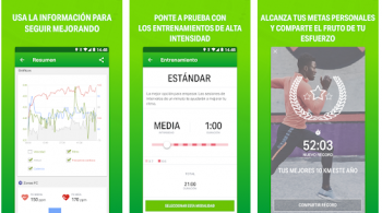 Endomondo, Mejor app para correr & ciclismo