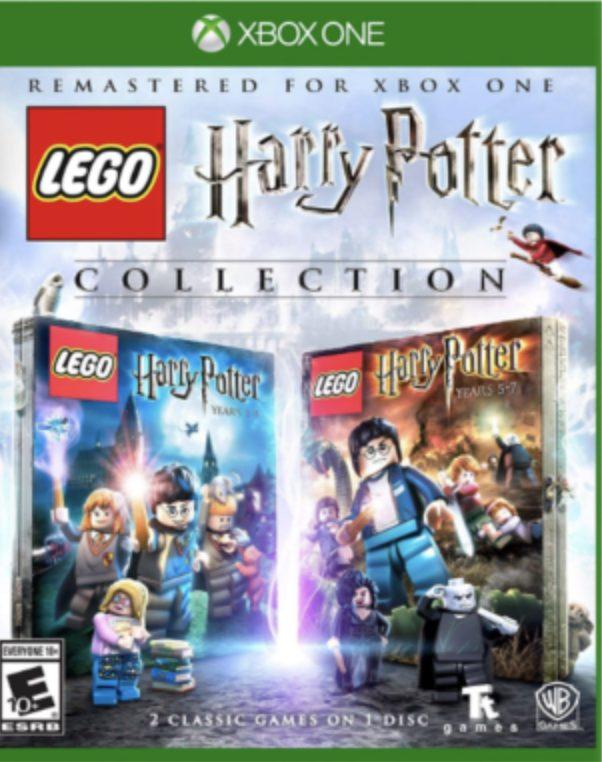 Harry Potter Collecion, juego xbox para ninos