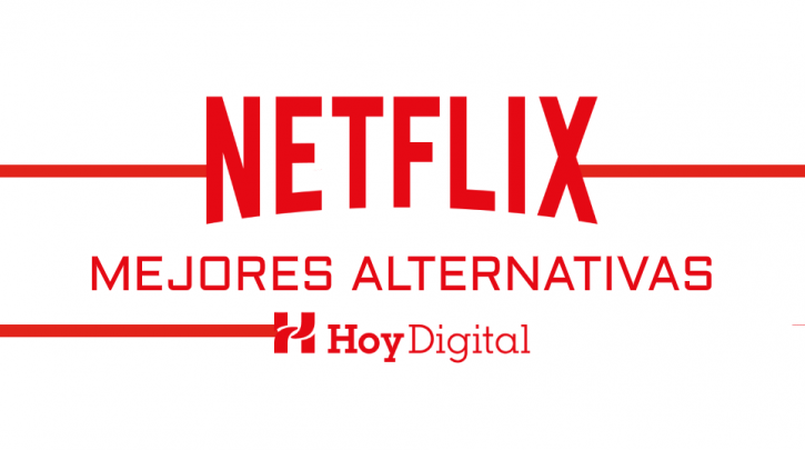 Mejor alternativa de netflix, similar a netflix