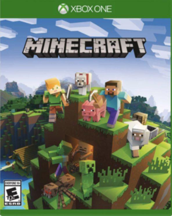 Minecraft, juego para niños