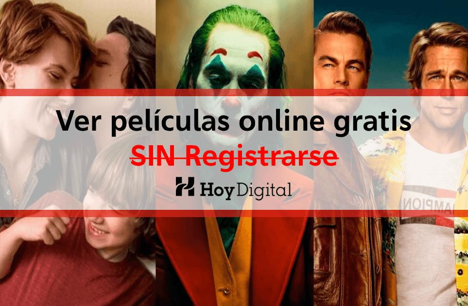Mejores Sitios Para Ver Películas Online Sin Registrarse 2021